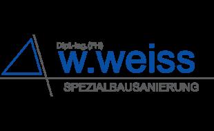 Logo von Dipl. Ing. Wolfgang Weiß Spezialbausanierung