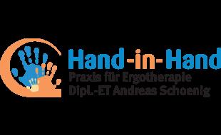 Logo von Ergotherapie Hand in Hand Andreas Schoenig