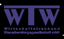 Logo von WTW Wirtschaftstreuhand, Steuerberatungsgesellschaft mbH