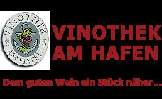 Logo von Weinhandlung VINOTHEK AM HAFEN