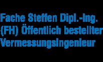 Fache Steffen - Öffentlich bestellter Vermessungsingenieur
