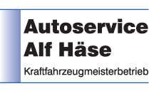 Logo von Autoservice Alf Häse