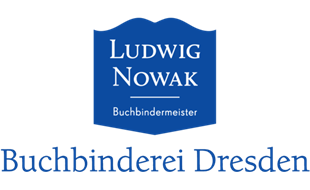 Buchbinderei Dresden - L. Nowak Sonderarbeiten, Reparaturen & Bucheinbände
