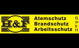 Logo von H & F GmbH