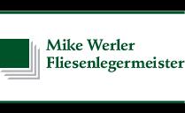 Logo von Fliesenlegermeister Mike Werler