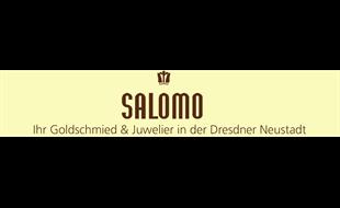 Logo von SALOMO - Ihr Goldschmied & Juwelier in der Dresdner Neustadt