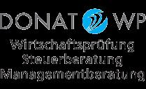 Logo von DONAT WP GmbH Wirtschaftsprüfungsgesellschaft