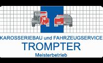 Logo von KAROSSERIEBAU und FAHRZEUGSERVICE TROMPTER
