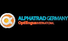 Logo von ALPHATRAD Dresden Übersetzungsbüro