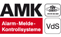 AMK Alarm-, Melde-, Kontrollsystemevertriebs GmbH