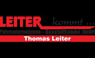 Fuhrunternehmen & Baustoffhandel Thomas Leiter