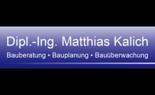 Logo von Ingenieurbüro Kalich Bauberatung-Planung-Betreuung