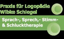 Praxis für Logopädie Wibke Schlegel