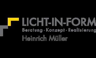 LICHT-IN-FORM Heinrich Müller