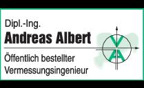 Andreas Albert, Öffentlich bestellter Vermessungsingenieur