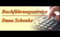 Logo von Buchführungsservice Dana Schenke