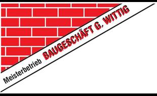 Bild zu Baugeschäft Gert Wittig in Radebeul