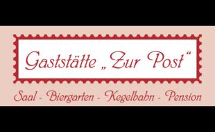 """Logo von Gaststätte & Pension """"Zur Post"""""""
