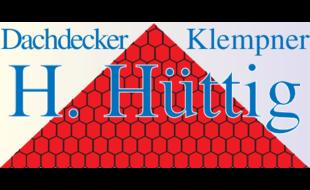 Dachdeckermeister H. Hüttig