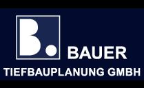 Logo von Bauer Tiefbauplanung GmbH