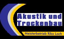 Logo von Akustik und Trockenbau Loch Riko