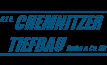 Logo von C.T.G. Chemnitzer Tiefbau GmbH & Co. KG
