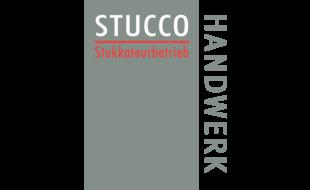 Logo von STUCCO HANDWERK - Stuckateurmeister Rico Gamm