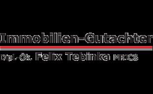 Immobilien-Gutachter Dipl.-Ök. Felix Tebinka MRICS