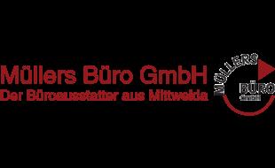 Logo von Müllers Büro GmbH