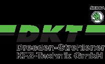 Logo von DKT Dresden-Strehlener KFZ-Technik GmbH