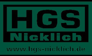 Logo von Hausmeisterdienst HGS Markus Nicklich