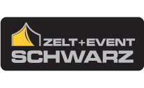 Zelt + Event Schwarz