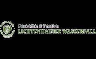 Logo von Gaststätte & Pension Lichtenhainer Wasserfall