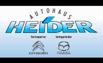 Logo von Autohaus Heider GmbH