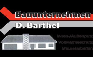 Bild zu Bauunternehmen D. Barthel in Glauchau