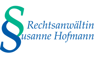 Rechtsanwältin Susanne Hofmann