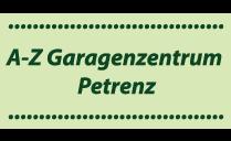 Logo von A-Z- Garagenzentrum Petrenz