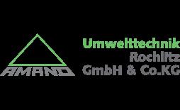 Logo von AMAND Umwelttechnik Rochlitz GmbH & Co. KG
