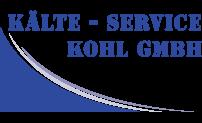 Logo von Kälte-Service Kohl GmbH
