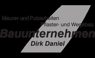 Logo von Bauunternehmen Dirk Daniel