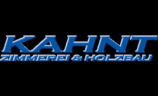 Logo von Kahnt Zimmerei und Holzbau