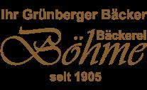 Logo von Bäckerei Böhme