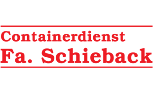 Bild zu Containerdienst Schieback in Großharthau