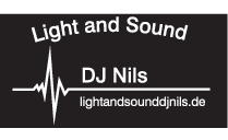 Logo von Light and Sound DJ Nils