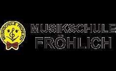 Logo von Musikschule Fröhlich - Inh. Konrad Börner