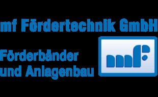 Logo von mf Fördertechnik GmbH Förderbänder u. Anlagenbau