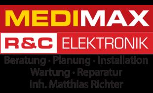 Logo von Medimax Auerbach, R&C Elektronik, Inh. Matthias Richter