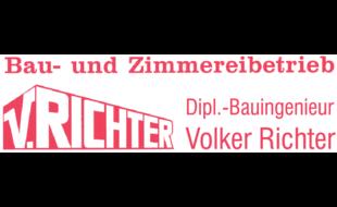 Bau- und Zimmereibetrieb - Dipl.-Bauingenieur Volker Richter