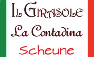 Il Girasole, La Contandina, die Scheune