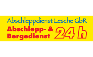 Logo von Abschleppdienst Lesche GbR